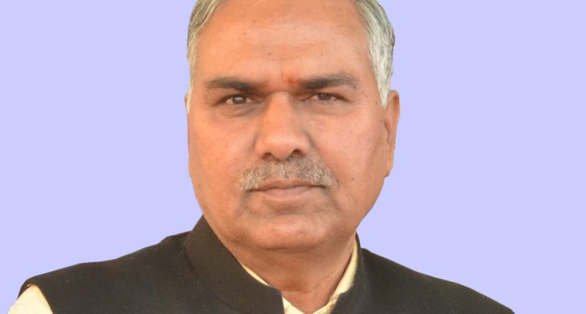 Professor J.P. Yadav