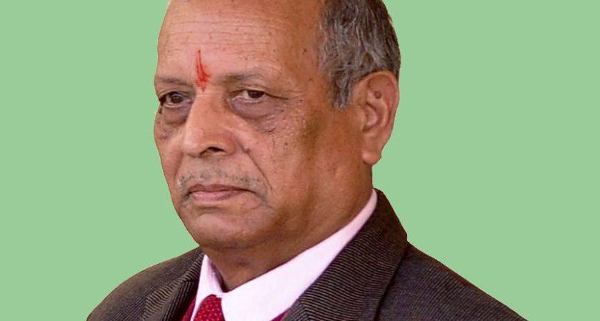 Professor R.N. Mishra